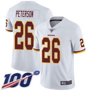 Washington Redskins Adrian Peterson 100th Jersey2